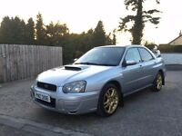 2003 Subaru Impeza Prodrive 300Bhp (Not type r, golf, a3, evo, m3, m5, 530, 330, 320)