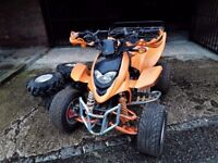 **Quad Shineray**250cc**2014**Mint Condition**Imported from Germany... 500 (£)
