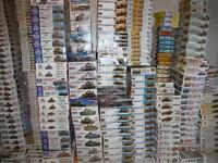 *** Huge Collection of Plastic Model Kits For Sale ***