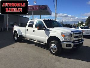 2015 Ford F-350 XLT 6x6 camera recul mags 6 places