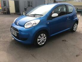 Citroen C1, new mot, one yer mot, one yer road tax included