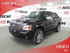 2007 CHEVROLET Avalanche 1500 4WD