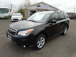 2014 Subaru Forester 2.5i Touring AWD Sunroof