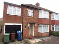 4 Bedroom Semi detached House, Ridgeway, Fenham, NE4 9UL
