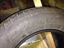 Dunlop SP Winter Tyres 235/65/17
