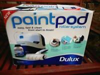 Dulux paint pod roller system