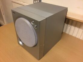 Sony SA-WMSP76 Home Cinema Active Subwoofer, High Quality Deep Bass Reflex Sound, Fully Working.