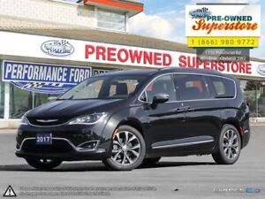 2017 Chrysler Pacifica Limited***Premium leather, NAV***