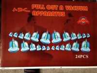 ABC Pull Out Vacuum Massage Cups