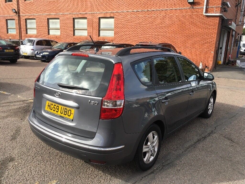 2009 Hyundai i30 Diesel Good Condition 1 Owner with history and mot