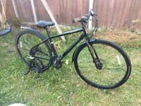 Kona dew plus road hybrid mountain bike bicycle ready to ride