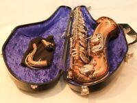 Tenor Saxophone: B&M Champion