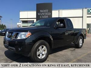 2013 Nissan Frontier SV | 4.0L 4X4 | KING CAB | CAMERA
