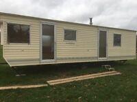 calypso bluebird static caravan for sale