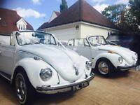 Wedding Car service - VW Weddings V-DUB Rides