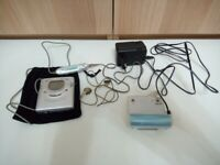 Mini Disc Player / Recorder Sharp and many more accessories