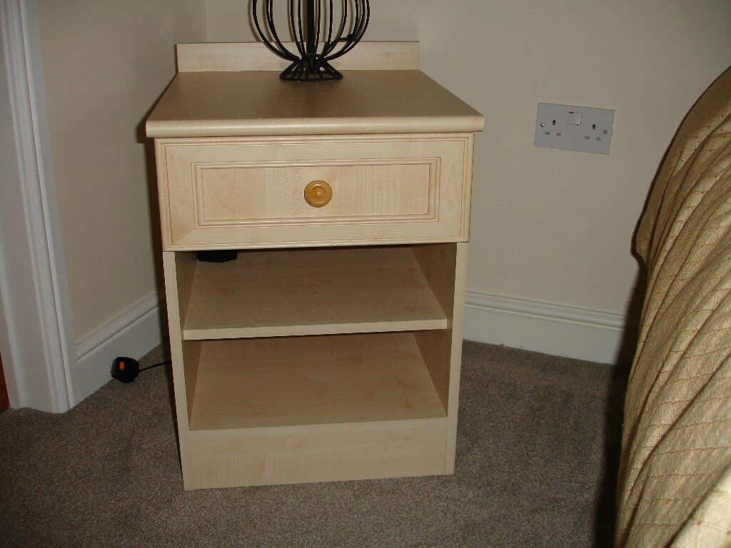 Two Bedside tables Ex condition £15 each