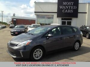 2014 Toyota Prius v REAR CAMERA | BLUETOOTH