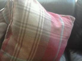 Two lovely next cushions