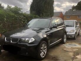 BMW X3 2006 spares or repair