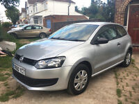 VW Volkswagen Polo 1.2 2010, Full Service History, HPI Clear