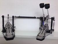 MAPEX double bass drum pedal! @ CRUK