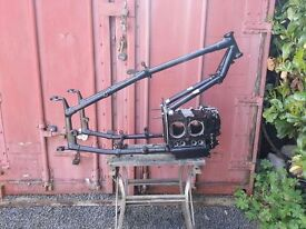 Sunbeam Frame S7 / S8 – 1600cc VW engined Von Dutch Project