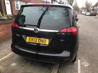 Vauxhall zafira Vauxhall zafira 2012 plate diesel , Pco car,full service history for sale still