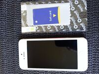 Iphone 5 gold immaculate condition, On ee network