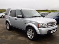 2009 Land rover discovery 4 face lift model motd october 2017 excellent example