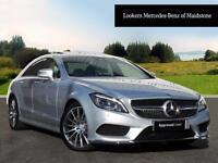 Mercedes-Benz CLS CLS220 D AMG LINE PREMIUM (silver) 2016-05-09
