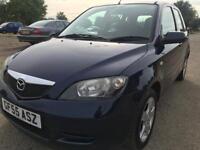 2005 MAZDA 2 CAPELLA / 1.4 PETROL / ONLY 66K / FAMILY CAR / CLEAN CAR / £1325