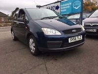 Ford Focus C-Max, Blue For Sale/Finance