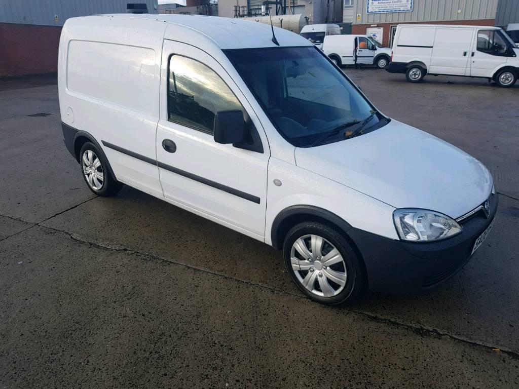 Vauxhall Combo Van 1 year mot