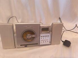 Ferguson Retro CD Stereo System
