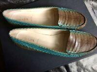 Prada Snakeskin shoes