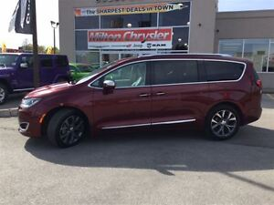 2017 Chrysler Pacifica LIMITED|8.4