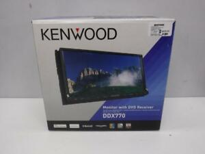 Kenwood Double Din Car Deck. We Buy and Sell Pre-Owned Audio Equipment - 116814 - AT810405