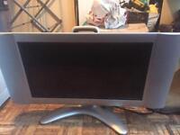Sharp 22 inch flat LCD screen tv television