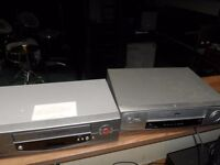 VHS PLAYERS TWO LG & PACIFIC BOTH WORKING & TELEPHONE & BOX JOB LOT ECCLES M30 0WA