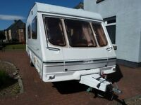 2002 Swift Fairway 520 4 berth touring caravan £2600 ono...