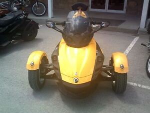 2008 Can-Am Spyder RS  SM5 - Kawartha Lakes Peterborough Area image 2