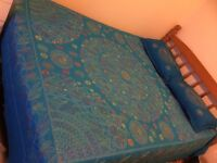Hand Stitched double bed cove