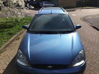 Ford Focus 1.8 LX LPG dual fuel estate car