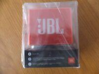 JBL GO BLUETOOTH SPEAKER New