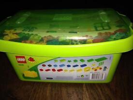 Box lego duplo