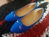 Flat shoes brand new size 6