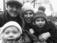 FULL TIME, LIVE-IN NANNY for 3yr + 1yr old from May in west London