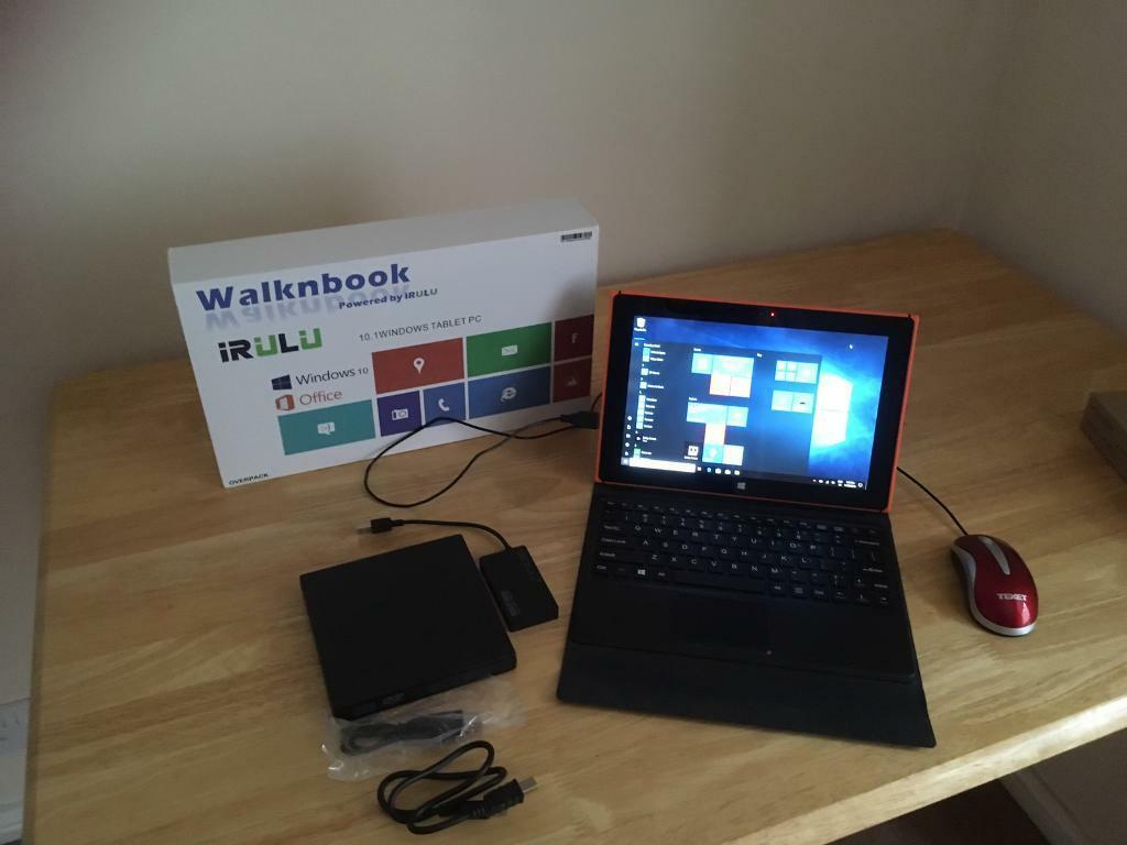 IRULU WALKnBOOK TABLET | in Wembley, London | Gumtree