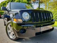 2008 Jeep Patriot 2.0 CRD 4x4 Sport 140bhp, Lovely Example! Fsh, Finance/Warranty